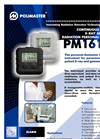 PM1610A Product brochure